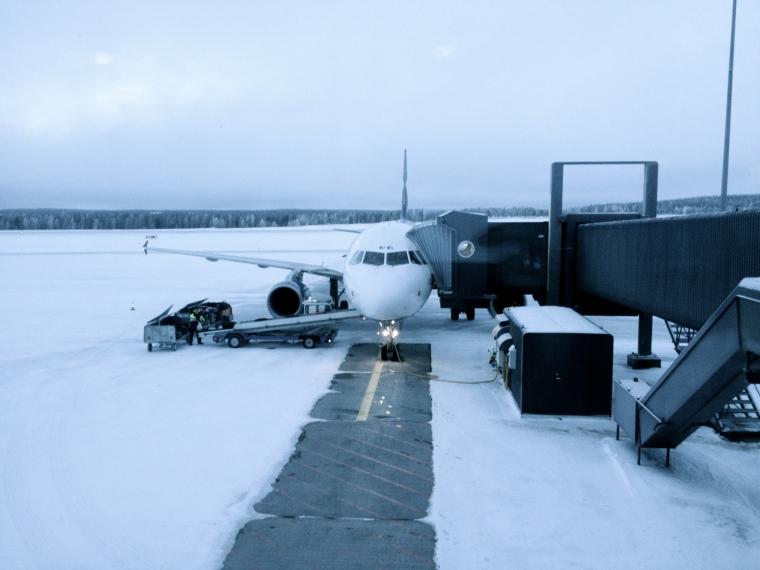 Rovaniemi, Landind