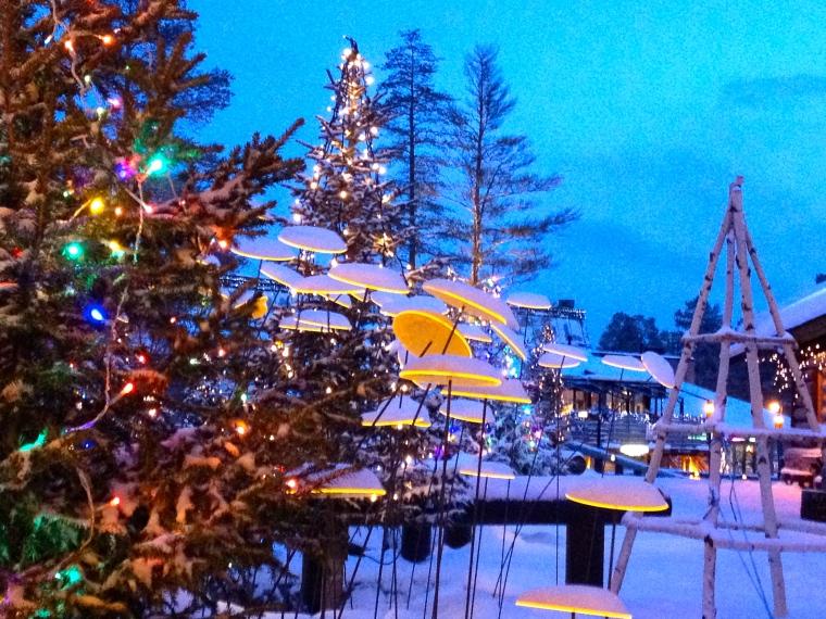 Rovaniemi, Santa Claus Village, globazinetouch
